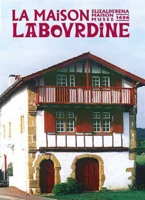 La maison labourdine for Photos maison basque